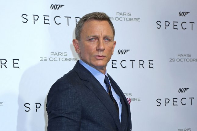 Daniel Craig arrives at the French premiere of the new James Bond film Spectre in Paris on October 29, 2015. Craig is now more open to reprising the role stating, It's a good gig. I enjoy it. File Photo by David Silpa/UPI.