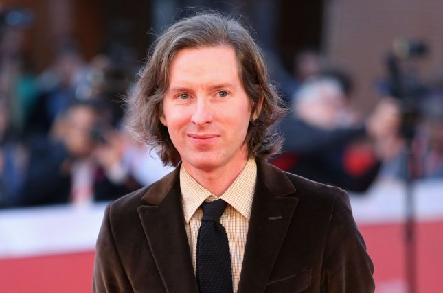 Wes Anderson at the Rome International Film Festival on October 19, 2015. File Photo by David Silpa/UPI