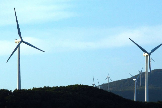 U.S. trade agency says a grant to help support wind energy programs in Zambia will create opportunities at home. File photo by Stephen Shaver/UPI