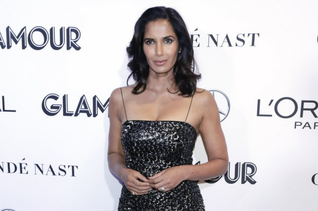 Padma Lakshmi reflected on her experiences with sexual assault and endometriosis in an open letter to her younger self. File Photo by Jason Szenes/UPI