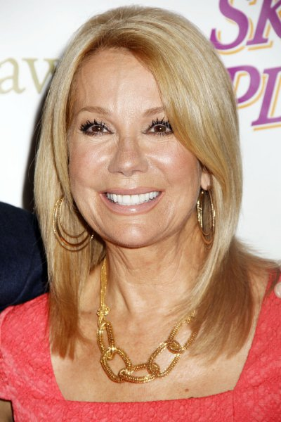 Kathie Lee Gifford said she's having the time of her life as a screenwriter and director. File Photo by Laura Cavanaugh/UPI