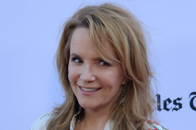 Lea Thompson is set to participate in a Caroline in the City table read Tuesday night. File Photo by Jim Ruymen/UPI
