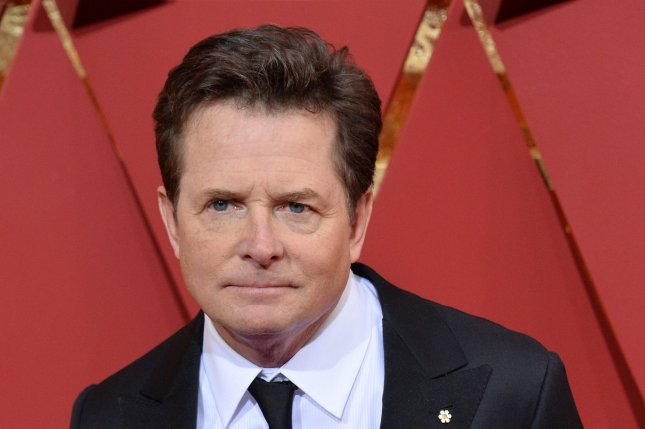 Actor Michael J. Fox arrives on the red carpet for the 89th annual Academy Awards at the Dolby Theatre in the Hollywood section of Los Angeles on February 26, 2017. Photo by Jim Ruymen/UPI