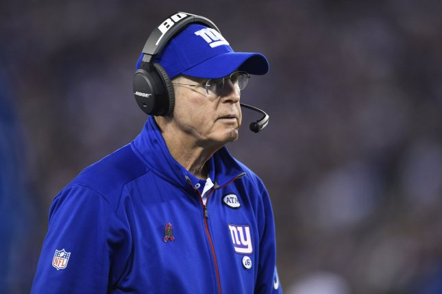 The Tom Coughlin era, part 2, will kick-off in full stride this week when the Jacksonville Jaguars' new executive vice president of football operations heads up the Jaguars contingent at the NFL combine in Indianapolis. File Photo by Rich Kane/UPI