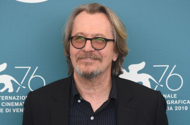 Gary Oldman is nominated for Best Actor Critics Choice Award for his role in Mank. The film received 12 nominations in total. File Photo by Rune Hellestad/UPI