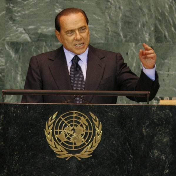 Berlusconi named 'Rock Star of the Year'