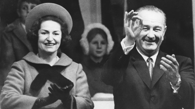 Valentine's Day: LBJ and Lady Bird Johnson's love letters released