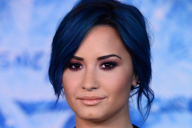 Singer Demi Lovato booked for Good Morning America Summer Concert Series. UPI/Jim Ruymen
