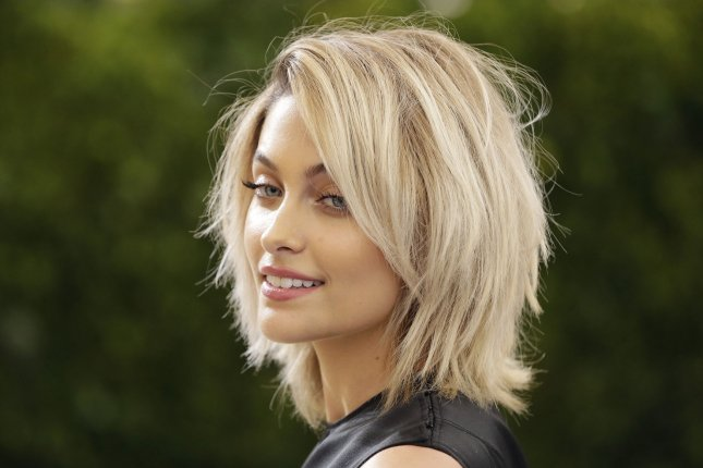Paris Jackson attends the Costume Institute Benefit at the Metropolitan Museum of Art on May 1. The aspiring actress dedicated a post to late dad Michael Jackson on Sunday. File Photo by John Angelillo/UPI