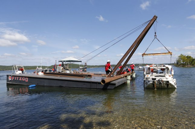 The captain of a duck boat that capsized in July was accused of failing to take the weather into consideration before taking the vessel out on the water. File Photo by Nathan Papes/News-Leader