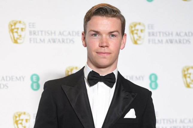 Will Poulter will reportedly star in Amazon's Lord of the Rings series. File Photo by Rune Hellestad/UPI