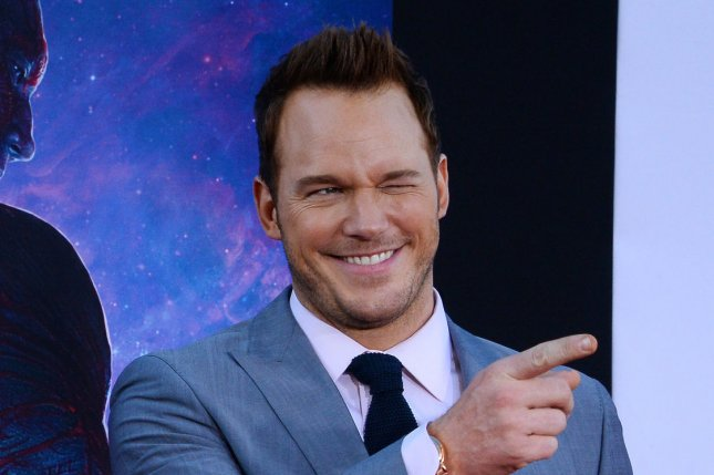 Chris Pratt, a cast member in the sci-fi motion picture Guardians of the Galaxy attends the premiere of the film at the El Capitan Theatre in the Hollywood section of Los Angeles on July 21, 2014. Storyline: After stealing a mysterious orb in the far reaches of outer space, Peter Quill (Pratt), a half human/half alien is now the main target of a manhunt lead by the villain known as Ronan the Accuser. UPI/Jim Ruymen