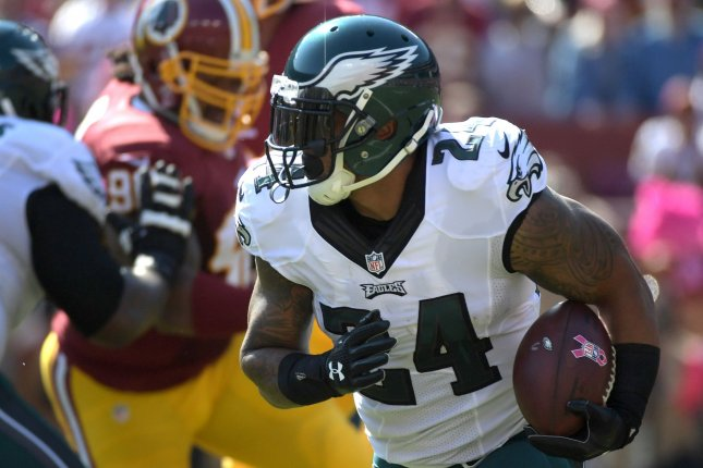 RB Ryan Mathews released after two seasons with Philadelphia