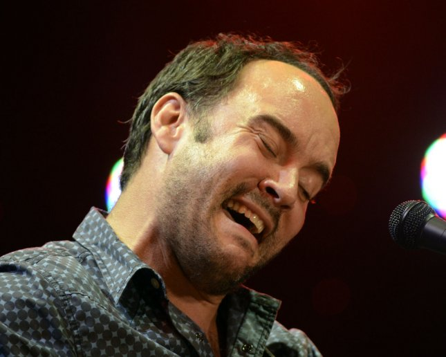 Dave Matthews performs at the Farm Aid 2012 concert at the Hersheypark Stadium in Hershey, Pennsylvania on September 22, 2012. UPI/Archie Carpenter..