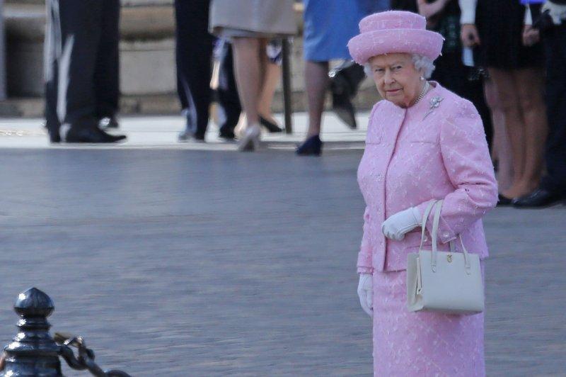 Britain's Queen Elizabeth II. UPI/David Silpa