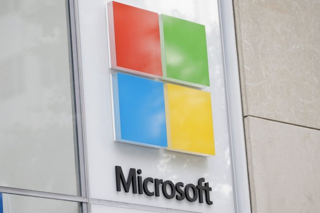 Microsoft said Tuesday it will team up with Walgreens on a new healthcare venture. File Photo by John Angelillo/UPI
