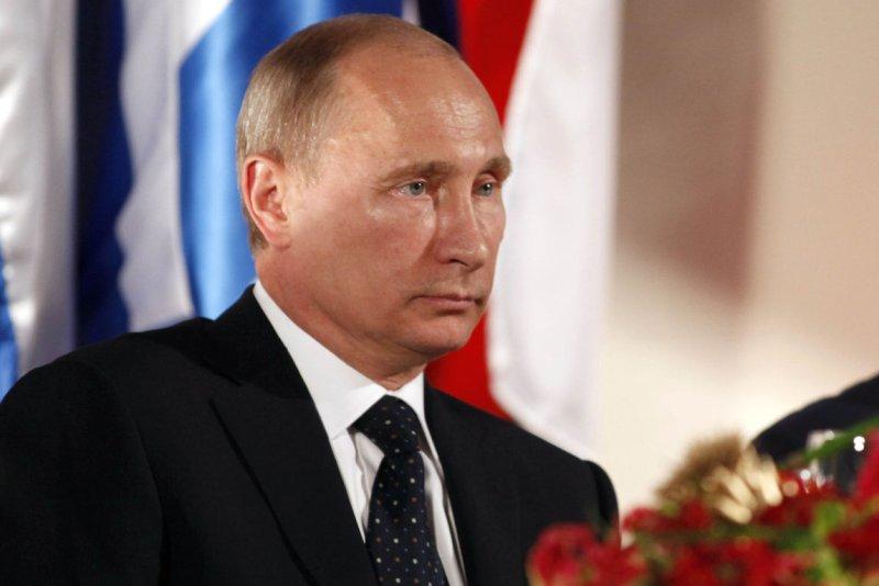 Russian President Vladimir Putin. UPI/Lior Mizrahi/Pool