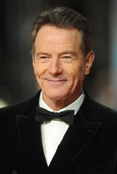 Breaking Bad star Bryan Cranston attends the EE British Academy Film Awards 2016 at The Royal Opera House in London in February. He has been cast as Zordon in the upcoming Power Rangers Movie, due out in March 2017. File Photo by Paul Treadway/UPI