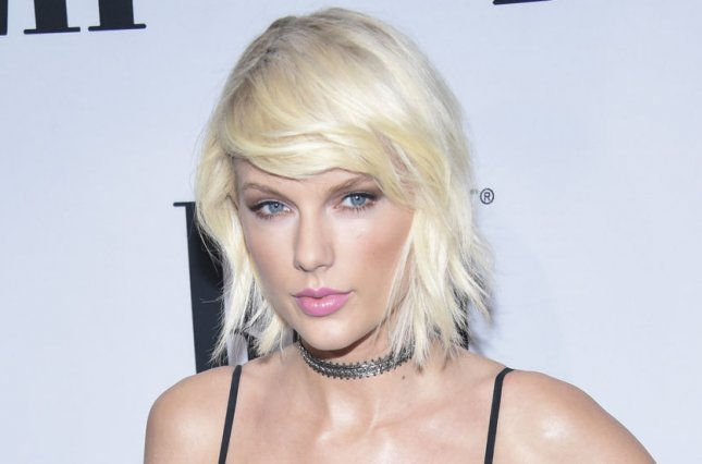 Taylor Swift at the BMI Pop Awards on May 10. File Photo by Phil McCarten/UPI