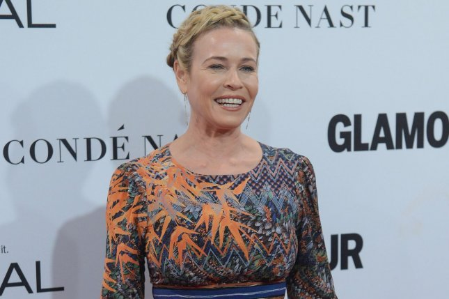 TV personality Chelsea Handler attends the Glamour Women of the Year Summit and Awards gala in Los Angeles on November 14. Season 2 of her Netflix talk show is to debut on April 14. File Photo by Jim Ruymen/UPI