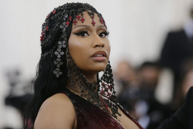 Nicki Minaj has released her new album Queen after a number of delays. File Photo by John Angelillo/UPI