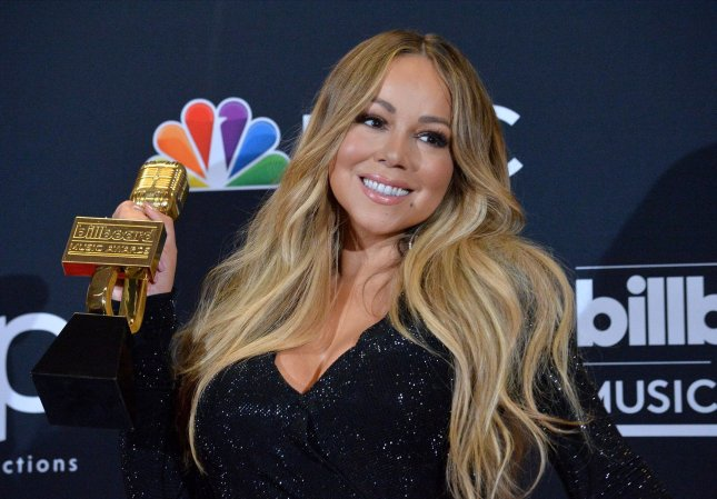 Singer Mariah Carey has written and recorded the theme song for the new sitcom, Mixed-ish. File Photo by Jim Ruymen/UPI