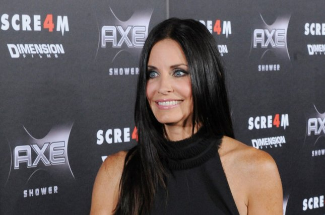 Courteney Cox at the Los Angeles premiere of Scream 4 on April 11, 2011. File Photo by Jim Ruymen/UPI