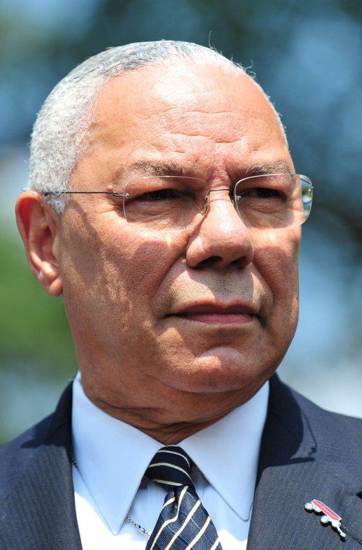 Colin Powell calls Don...