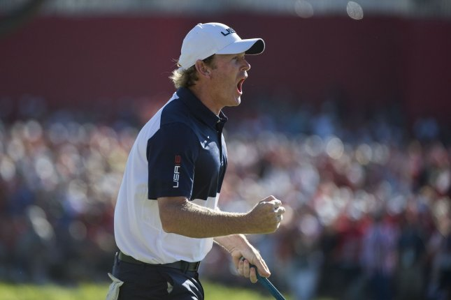 Patrick Rodgers scoots into share of Farmers lead with Brandt Snedeker