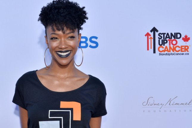 The Season 2 trailer for Star Trek: Discovery, starring Sonequa Martin-Green, was posted online Saturday after its New York Comic Con debut. File Photo by Jim Ruymen/UPI