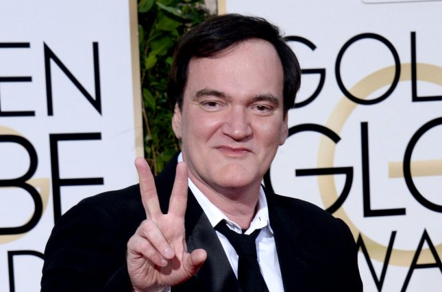 Quentin Tarantino tied the knot with his girlfriend Daniella Pick in Los Angeles. File Photo by Jim Ruymen/UPI