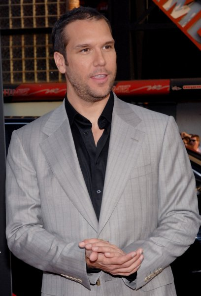 Dane Cook, a cast member in the motion picture crime thriller Mr. Brooks, arrives for the premiere of the film at Grauman's Chinese Theatre in the Hollywood section of Los Angeles on May 22, 2007. (UPI Photo/Jim Ruymen)
