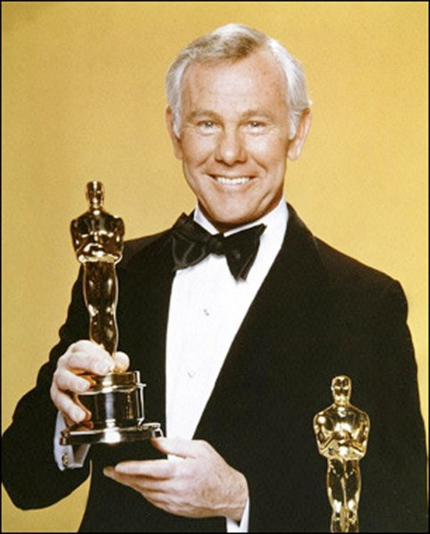 Talk show host Johnny Carson, shown in this undated photo, who hosted NBC's Tonight Show for thirty years, died at the age of 79 from complications due to emphasyma at his home in Malibu on January 23, 2005. Carson walked away from the show in 1992 and never did return. Carson is survived by his wife Alexis and two sons Christopher and Cory. (UPI Photo/NBC)
