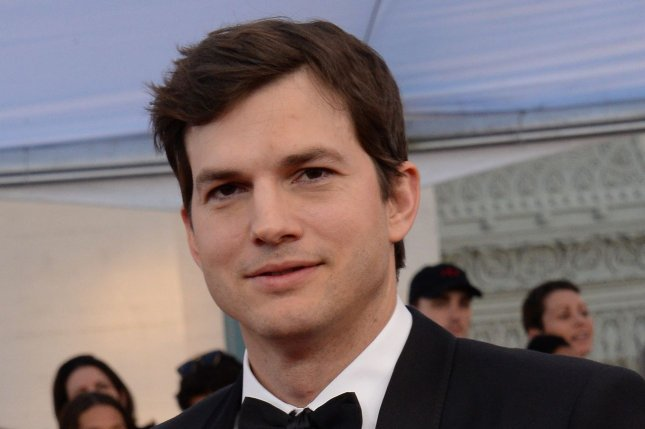 Ashton Kutcher attends the Screen Actors Guild Awards on January 29. File Photo by Jim Ruymen/UPI