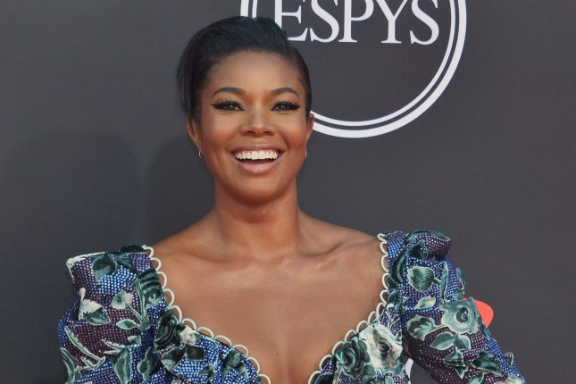 Gabrielle Union will host an all-Black Friends table read September 22. File Photo by Jim Ruymen/UPI