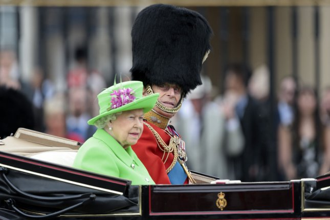The royal family said it would make up for a coronavirus-related shortfall by reducing expenditures. File Photo by Hugo Philpott/UPI