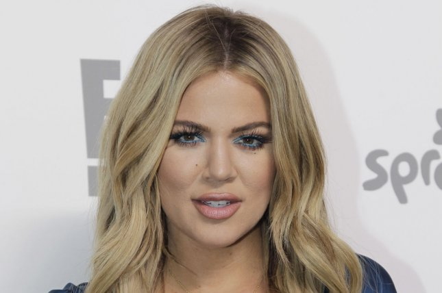 Khloe Kardashian at the NBC Universal Upfront on May 14, 2015. The reality star recently updated fans on brother Rob Kardashian. File Photo by John Angelillo/UPI