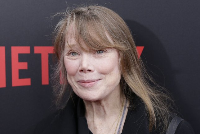 Sissy Spacek arrives on the red carpet at Netflix's Bloodline premiere in New York City on March 3, 2015. The actress is to star in Hulu's new series Castle Rock. File Photo by John Angelillo/UPI