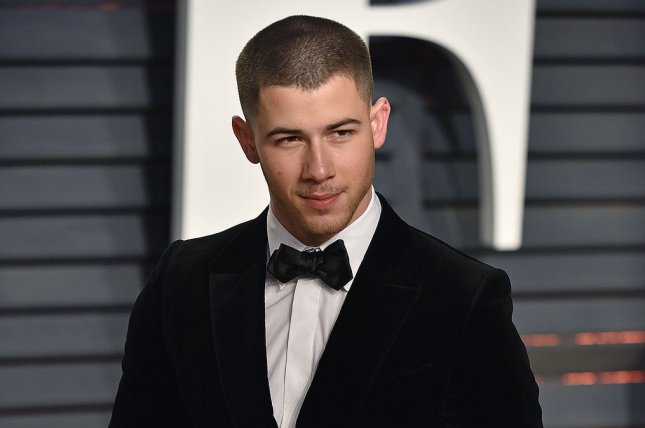 Nick Jonas attends the Vanity Fair Oscar party on February 26. The actor will play Davy Prentiss, Jr., in Chaos Walking. File Photo by Christine Chew/UPI