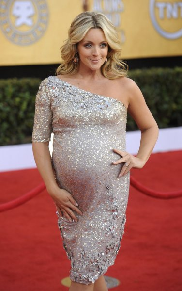 Jane Krakowski arrives at the 17th annual Screen Actors Guild Awards held at the Shrine Auditorium in Los Angeles on January 30, 2011. File Photo by Phil McCarten/UPI