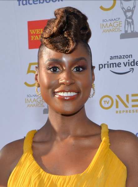 Issa Rae attends the NAACP Image Awards on Saturday. Photo by Jim Ruymen/UPI