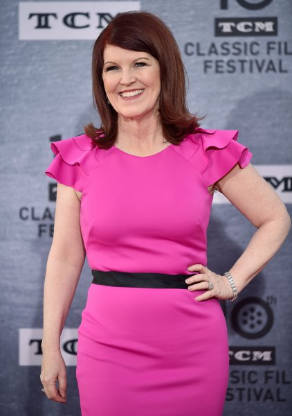 The Office alum Kate Flannery became the latest celebrity ousted from Season 28 of Dancing with the Stars on Monday. File Photo by Chris Chew/UPI