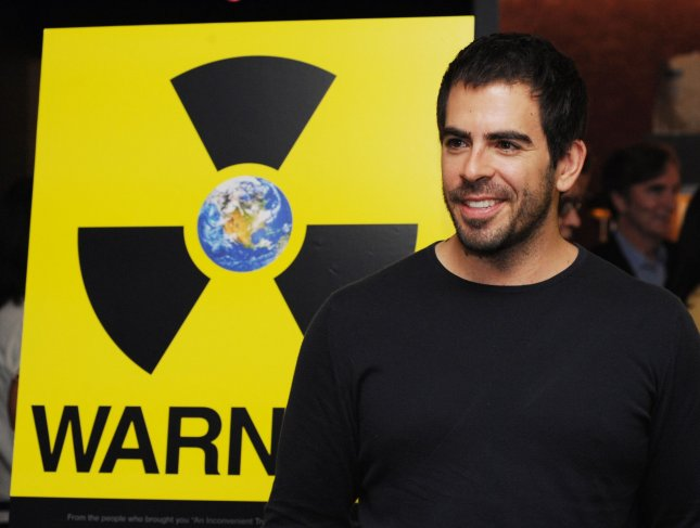 Actor Eli Roth attends the premiere of the motion picture documentary about the escalating nuclear arms race, Countdown to Zero in Los Angeles, on July 28, 2010 UPI/Jim Ruymen