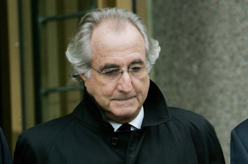 Bernard Madoff. (UPI Photo/Monika Graff)
