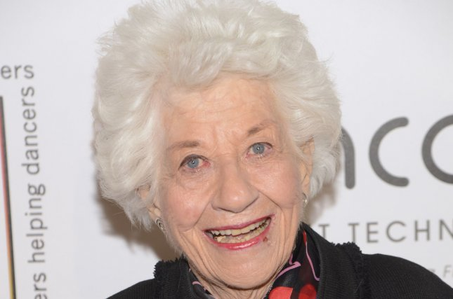 'The Facts of Life' star Charlotte Rae reunited with her former cast mates September 15, 2014 at PaleyFest. (UPI/Phil McCarten)