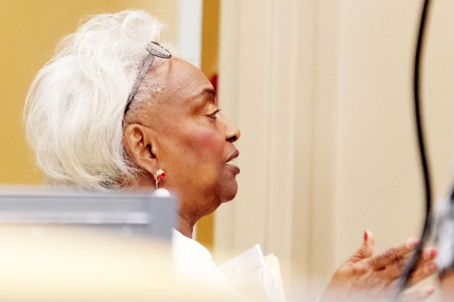 Broward County Supervisor of Elections Dr. Brenda Snipes, the center of a recount controversy in Florida's 2018 vote, resigned her position Sunday. Photo by Gary I Rothstein/UPI