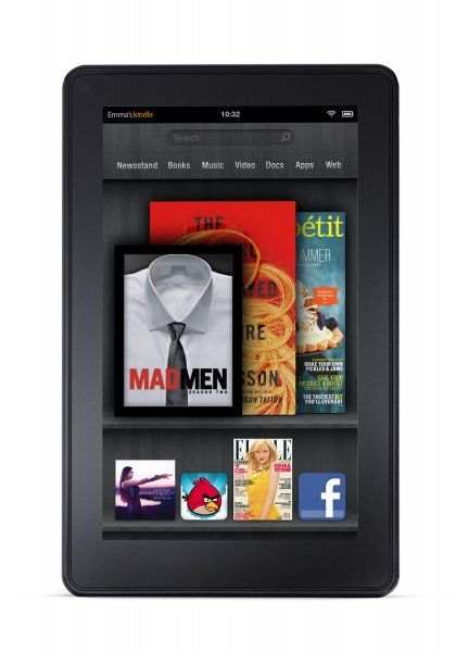 Amazon: Current Kindle Fire sold out - UPI com