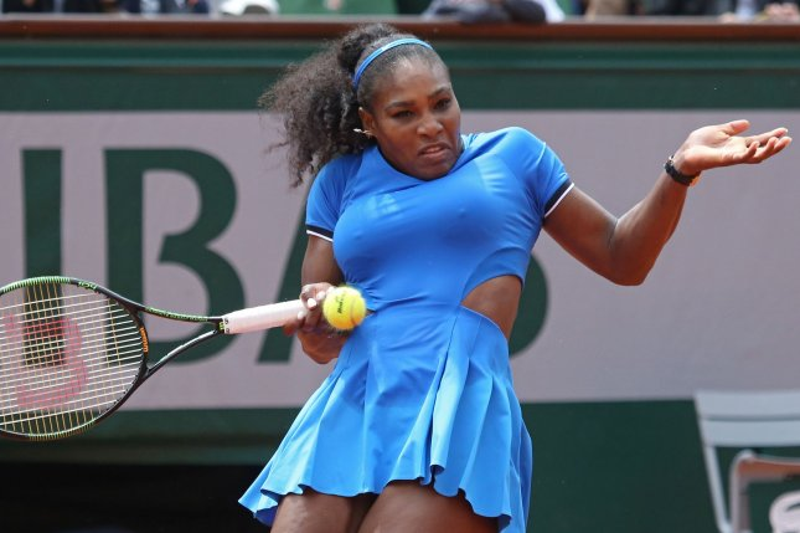 American Serena Williams. Photo by David Silpa/UPI