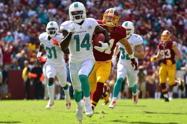 Dolphins receiving plenty of trade interest for Jarvis Landry