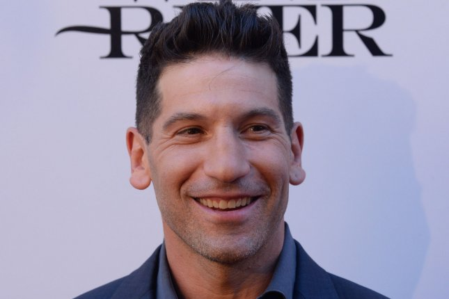 Punisher star Jon Bernthal thanked Eminem on social media for his support of the canceled Marvel and Netflix show. File Photo by Jim Ruymen/UPI